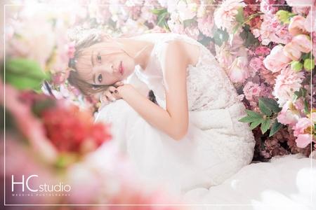 HCstudio x 韓式花牆