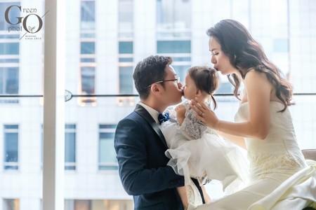 婚禮紀錄|寒舍艾美