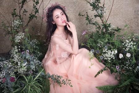 森林系~浪漫鮮花+靈氣仙女甜美風造型