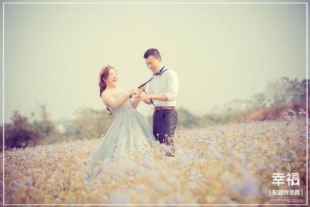 『自助婚紗』與你相遇的瞬間