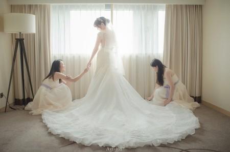 結婚晚宴♥高雄頤品大飯店♥