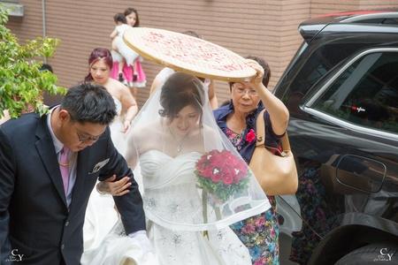 婚禮紀錄WEDDING | 台南 -龍山社區活動中心 | 幸運草攝影工坊
