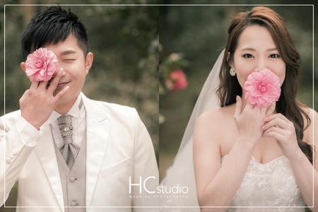 HC風格婚紗(二)