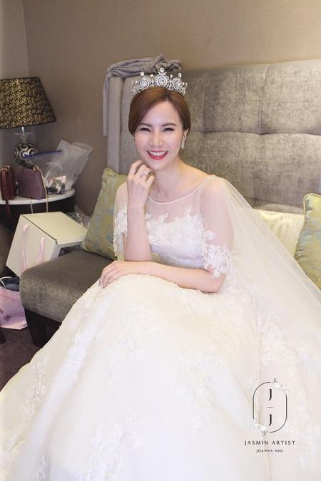 氣質高雅造型 Bride -- 心柔