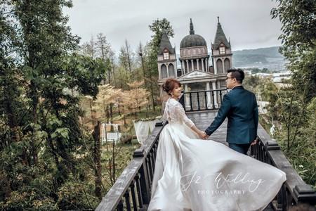 J2 wedding 中壢 (韓風小清新)