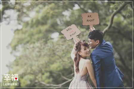 『婚紗攝影』清新美式