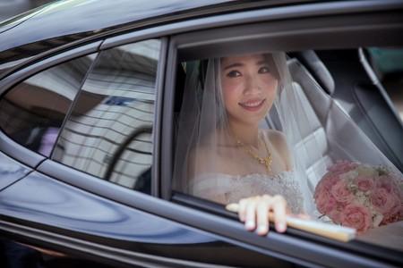 婚禮中的幸福感動/台中新天地