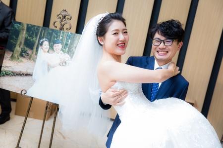 [婚禮攝影]尉絃湘婷 文定迎娶午宴@新莊典華