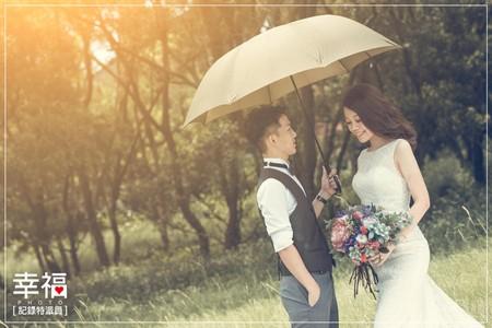 『婚紗攝影』經典美式