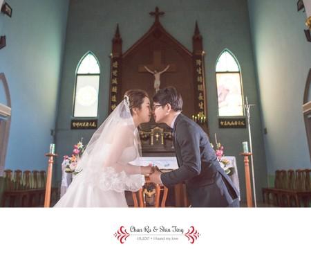 美好的婚禮回憶[Chun Ru & Shin Ting-宜蘭辦桌]