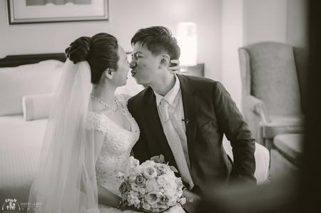 世貿三三|KEVIN & ANGELA 婚禮攝影