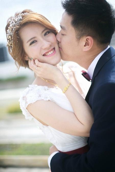 Zoe幸福新娘~紀震&佩紋文定(新莊典華婚宴館)