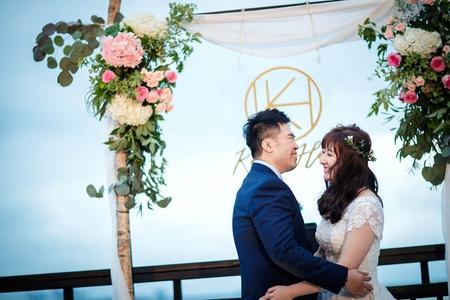 『證婚晚宴』Kevin&Hebe  淡水La Villa