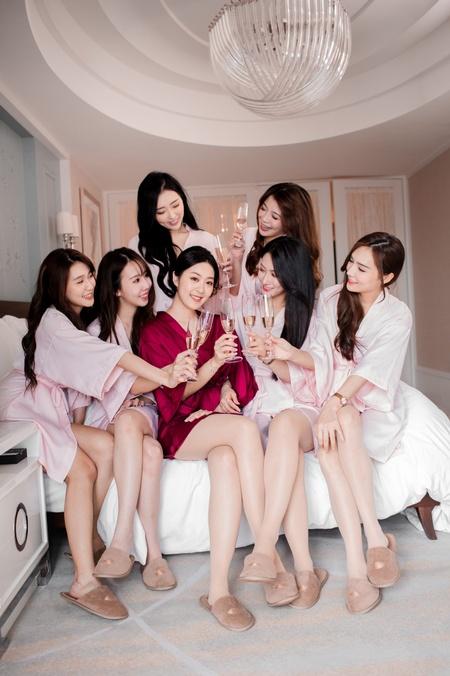 冬夜盛宴 | 文華東方酒店 | 文定迎娶+晚宴 | NAT&CHLOE