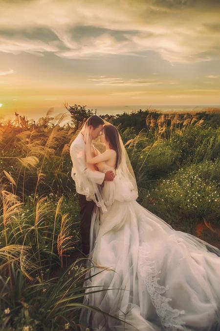 愛在夕陽裡