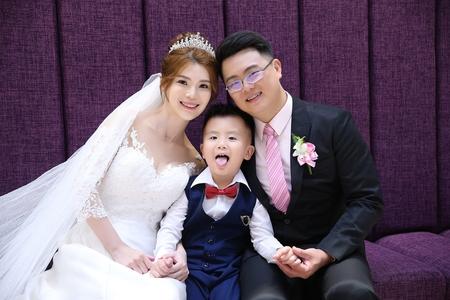 台北婚攝饅頭爸 | 新莊典華紫艷好事廳