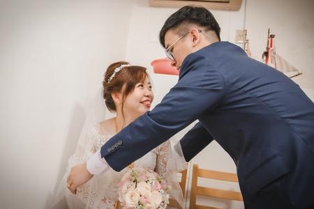 [婚禮攝影]治綱珍綾 文定迎娶@家中