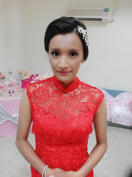 中國旗袍風-余家