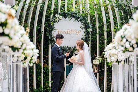 王子與公主的夢幻婚禮