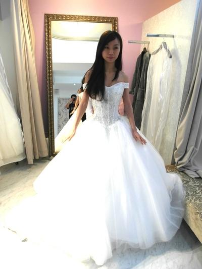 最愛新娘禮服-宴客禮服