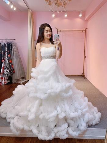 Lena Wedding Dress 莉娜婚紗
