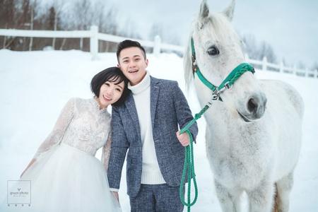 Steven 武少/Hokkaido北海道婚紗2018