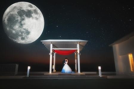 奔跑少年婚禮紀錄 / 平面攝影 / 新之方庭