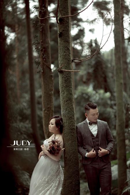 琮威❤️柔禧-JUDY茱蒂文創婚禮-外拍景點推薦-黑森林-韓風內景