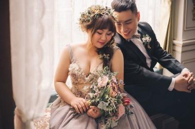 幸福的瞬間..成為『芮本新娘』