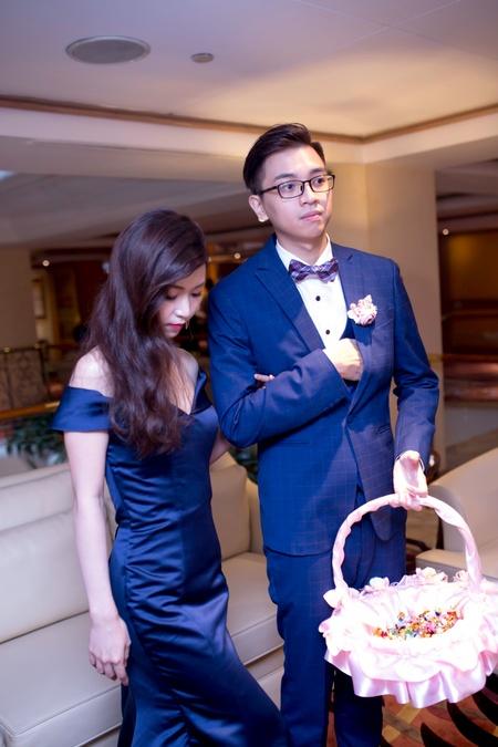 新娘 Young-結 歐華酒店(晚禮)