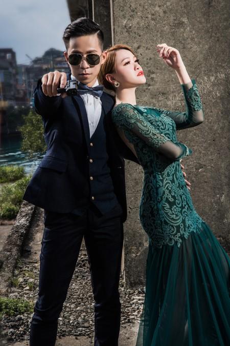 顯斌&筠湘