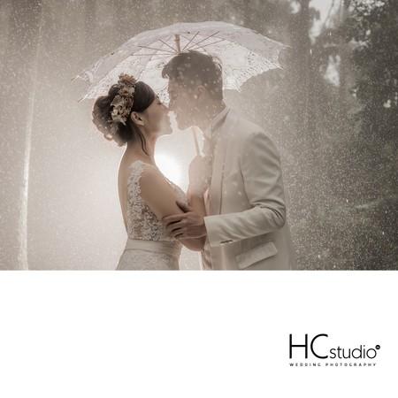 HC風格婚紗(一)