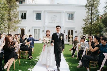 婚禮紀錄 | 珈拿莊園(度比)