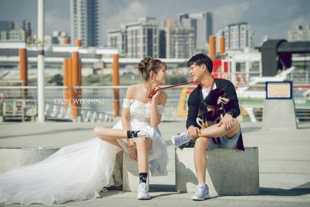 🔥2020玩拍婚紗推薦-台北婚紗-伊頓自助婚紗🔥