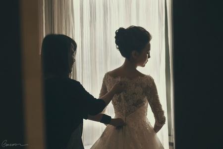 [婚禮攝影] Steven+Gladys / 台中裕元酒店 / 心之芳庭