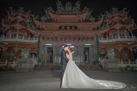 婚禮紀錄WEDDING | 台南-歸仁六甲里北極殿 | 幸運草攝影工坊