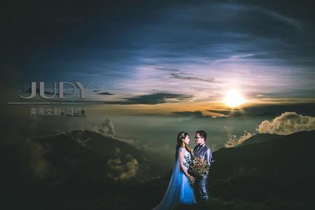 奕辰❤️淑瑩 | JUDY文創.婚禮 | 外拍景點 | 合歡山 | 高山 |