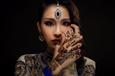 【印度旁遮比-揭開印度面紗】刺繡傳統流行感/硃砂馬達巴蒂