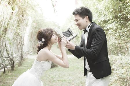 幸福感婚紗~Joan&Allan