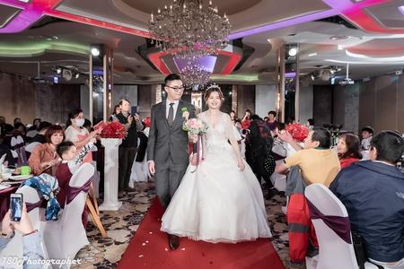 漢智&俞均 結婚紀錄 青青格麗絲莊園