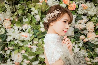 小清新婚紗照♥艾莉莎