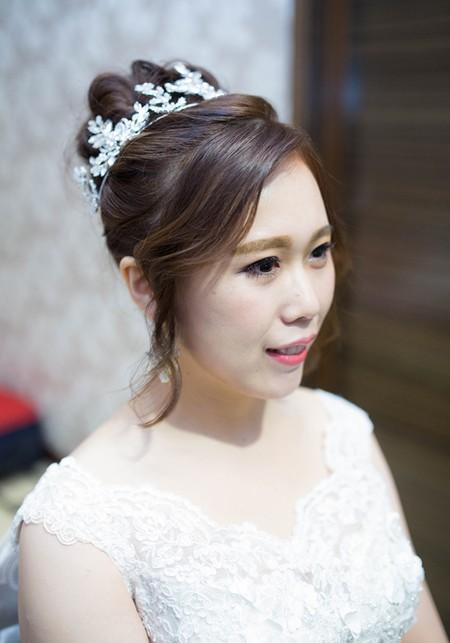 新娘 Asuka 訂結-潮港城婚宴會館