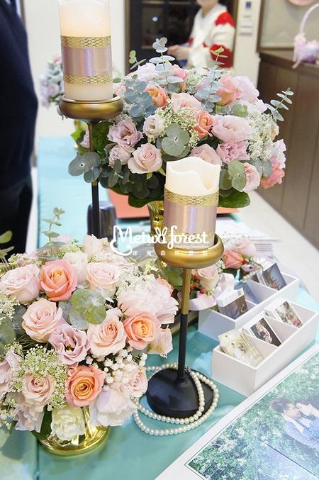 【客製婚禮】Tiffany清新教會證婚 / 板橋錫安堂