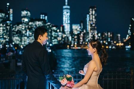 『2015 海外婚紗』紐約