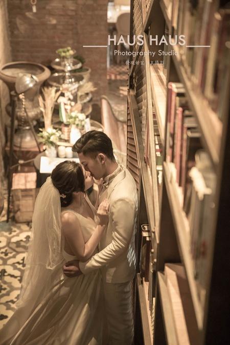 💙 嫁給愛情 ♥ 曾妮 | HAUS客照