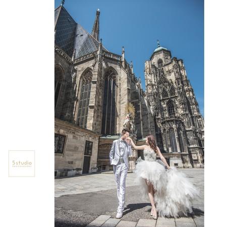維也納海外婚紗攝影