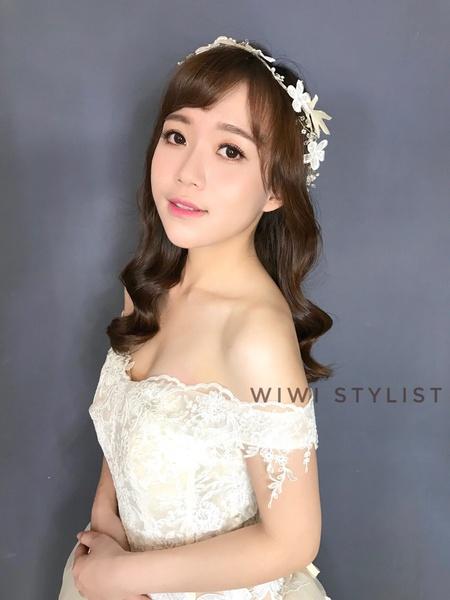 夢幻蕾絲公主 葳葳造型 wiwi stylist