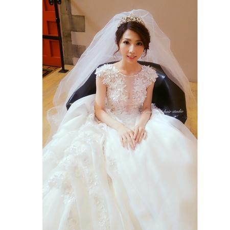 Zoe幸福新娘~玳瑄(英國蘇格蘭婚禮)