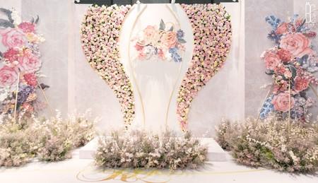 【極致粉】客製化婚禮