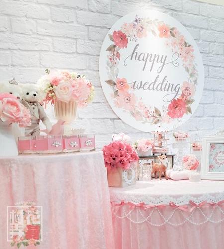 【桌面套餐】經典粉紅